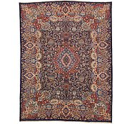 Link to 9' 10 x 12' 9 Kashmar Persian Rug
