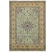 Link to 8' x 10' 11 Kashmar Persian Rug