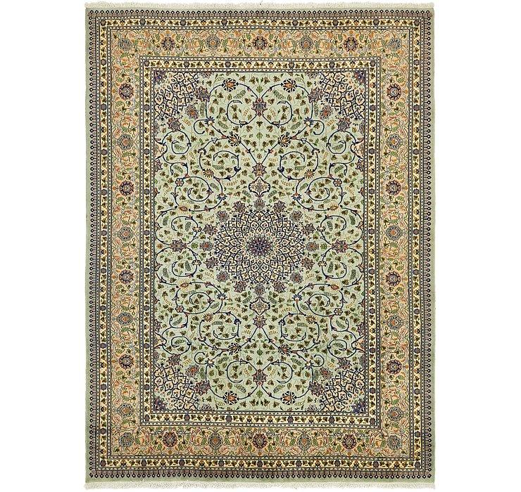 8' x 10' 11 Kashmar Persian Rug