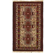 Link to 3' x 4' 10 Balouch Oriental Rug