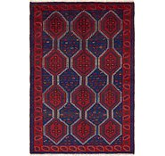 Link to 5' 1 x 7' 3 Hamedan Persian Rug