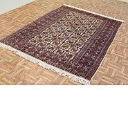 Link to 155cm x 215cm Bokhara Oriental Rug