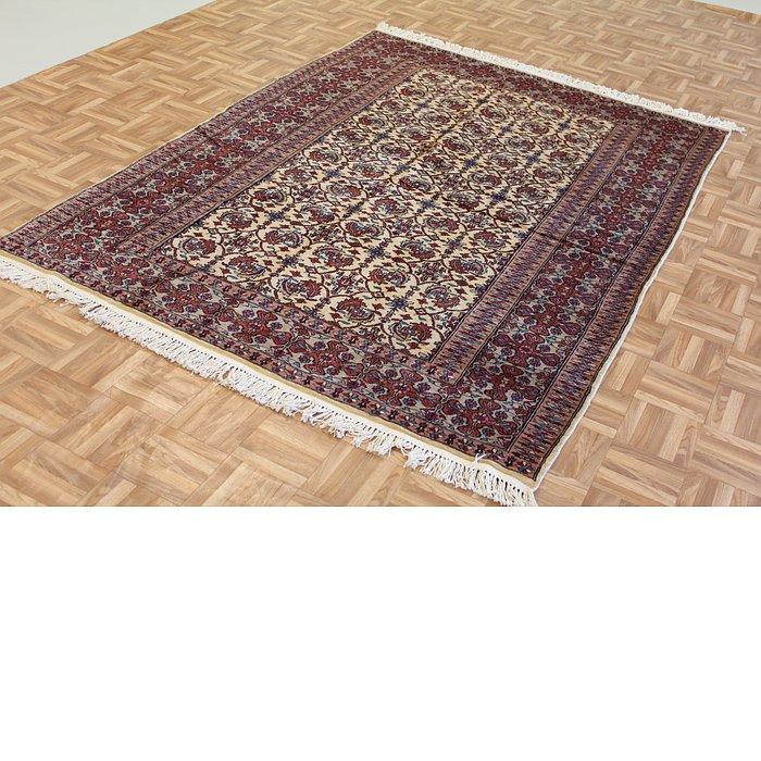 5' 1 x 7' 1 Bokhara Oriental Rug