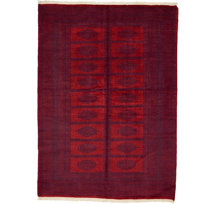 157cm x 218cm Bokhara Oriental Rug