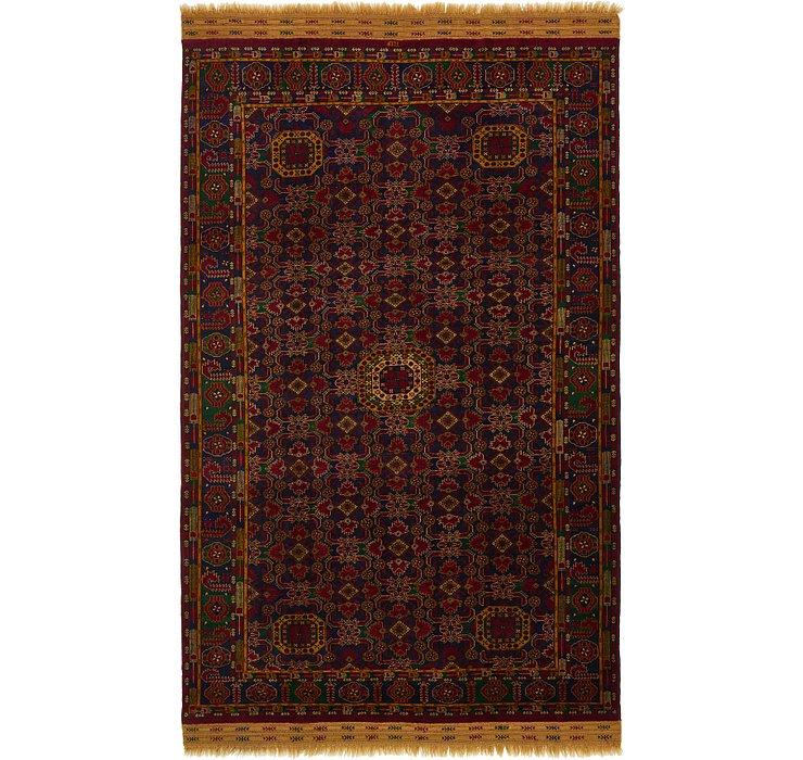 7' x 11' 5 Bukhara Oriental Rug