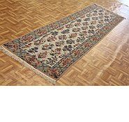 Link to 2' 6 x 10' 2 Isfahan Persian Runner Rug