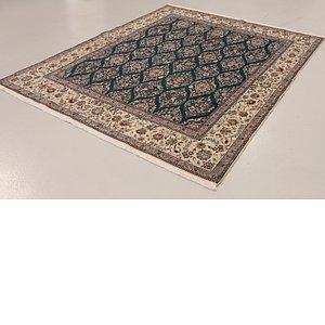 6' 6 x 7' 9 Nain Persian Rug