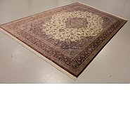 Link to 6' 5 x 10' 4 Qom Persian Rug