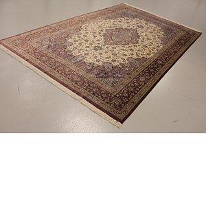 6' 5 x 10' 4 Qom Persian Rug