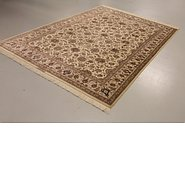 Link to 6' 5 x 9' 8 Qom Persian Rug