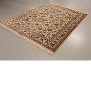 Link to 6' 5 x 9' 8 Qom Persian Rug