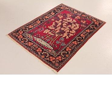 109x155 Kashan Rug