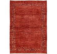Link to 3' 11 x 5' 9 Kashkuli Gabbeh Persian Rug