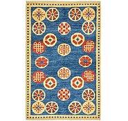 Link to 3' 7 x 5' 9 Kashkuli Gabbeh Persian Rug