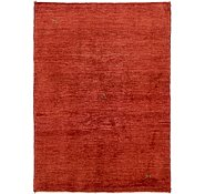 Link to 4' 8 x 6' 4 Shiraz-Gabbeh Persian Rug