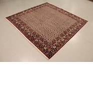 Link to 6' 7 x 6' 7 Bidjar Persian Square Rug