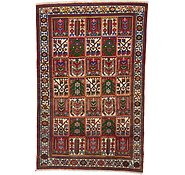 Link to 3' 10 x 6' Bakhtiar Persian Rug