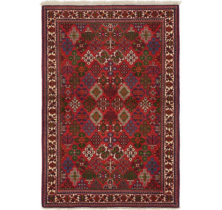 3' 5 x 5' Maymeh Persian Rug