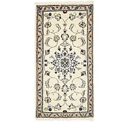 Link to 2' 3 x 4' 4 Nain Persian Rug