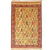 Link to 6' 5 x 9' 6 Kashkuli Gabbeh Persian Rug