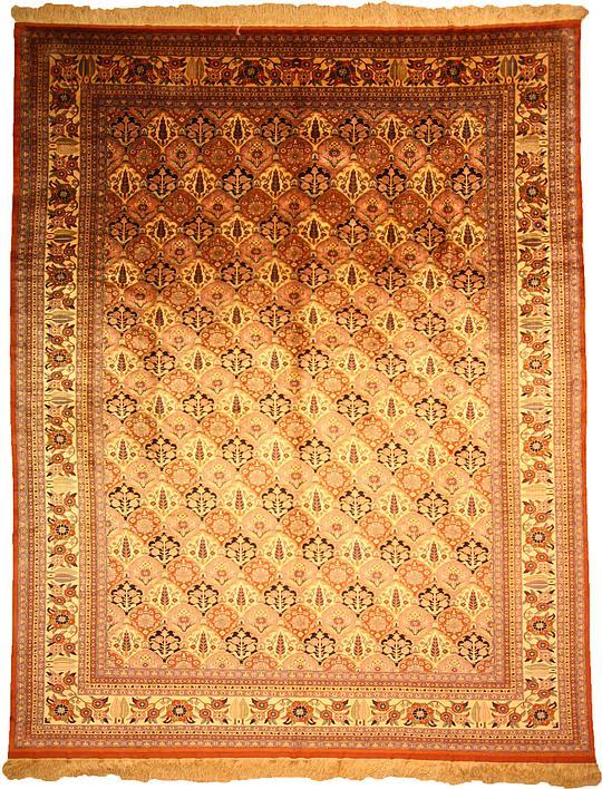 Red 300cm X 378cm Mashad Persian Rug Persian Rugs Au Rugs