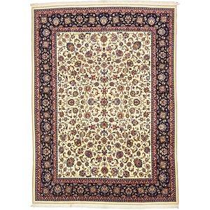 HandKnotted 9' 9 x 13' 5 Mashad Persian Rug