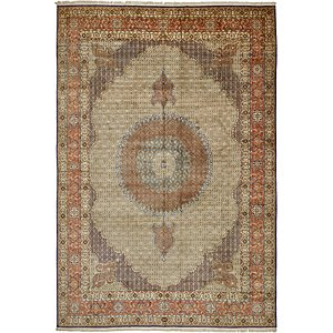 HandKnotted 13' x 19' 3 Mood Persian Rug