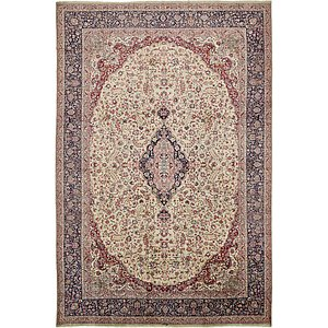 HandKnotted 12' 11 x 19' 2 Kerman Persian Rug
