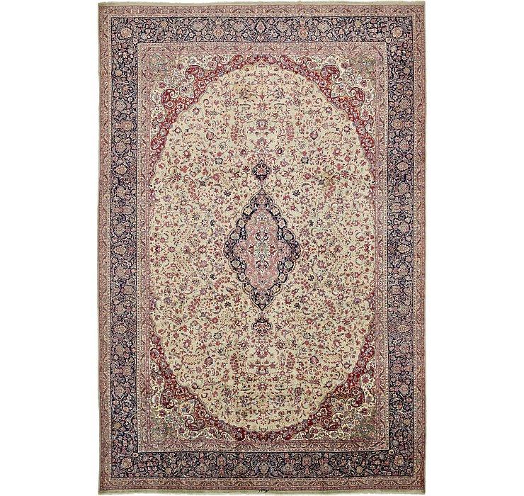 12' 11 x 19' 2 Kerman Persian Rug