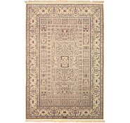 Link to 5' 9 x 8' 6 Nain Persian Rug