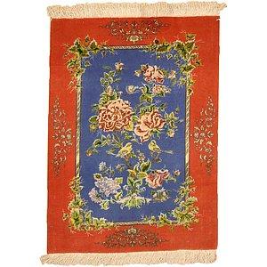 Unique Loom 2' 2 x 3' 1 Tabriz Persian Rug