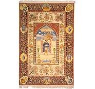 Link to 190cm x 285cm Tabriz Persian Rug