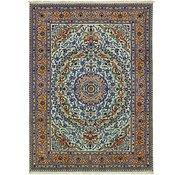 Link to 8' x 11' Kashmar Persian Rug