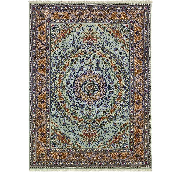 8' x 11' Kashmar Persian Rug