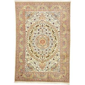 8' x 11' 7 Kashmar Persian Rug