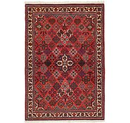 Link to 3' 7 x 5' 2 Maymeh Persian Rug