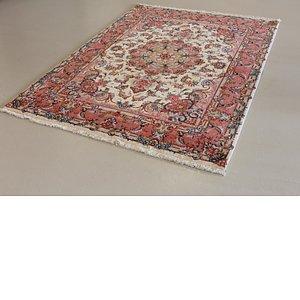 5' 2 x 7' 2 Tabriz Persian Rug