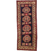 Link to 3' 11 x 9' 7 Hamedan Persian Runner Rug