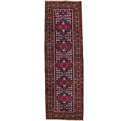 Link to 3' 6 x 11' Hamedan Persian Runner Rug