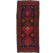 Link to 130cm x 292cm Ghashghaei Persian Runner Rug