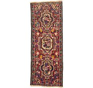 Link to 3' 10 x 9' 11 Bakhtiar Persian Runner Rug