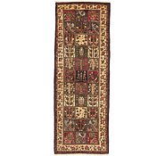 Link to 3' 9 x 10' Bakhtiar Persian Runner Rug