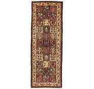 Link to 3' 9 x 10' Bakhtiar Persian Runner Rug