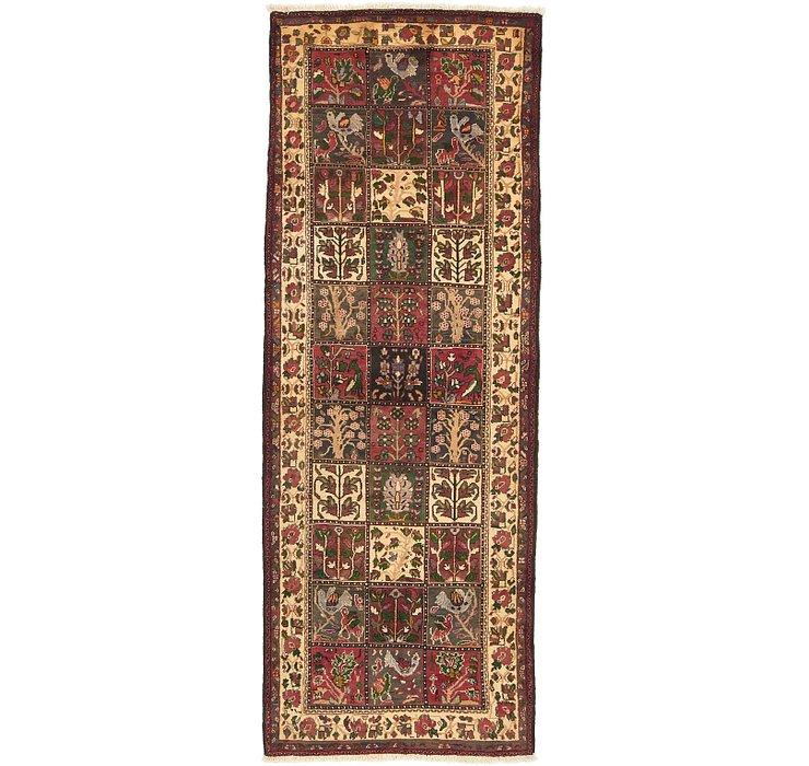 3' 9 x 10' Bakhtiari Persian Runne...