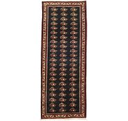 Link to 4' x 10' 5 Hamedan Persian Runner Rug