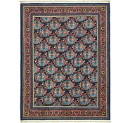 Link to 7' x 9' Yazd Persian Rug