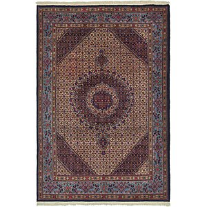 7' x 10' 4 Mood Persian Rug
