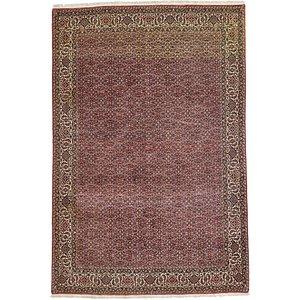 Unique Loom 6' 7 x 9' 10 Bidjar Persian Rug