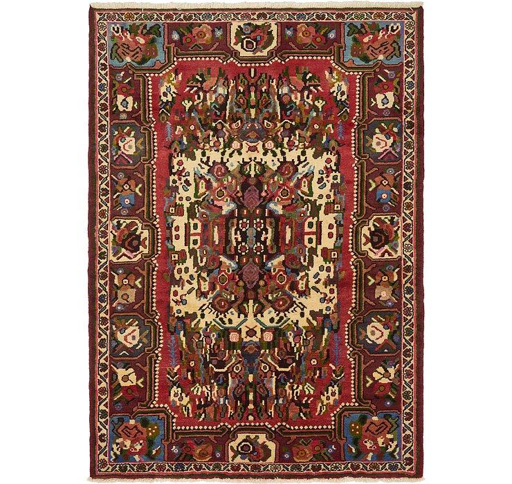 4' 6 x 6' 3 Bakhtiar Persian Rug