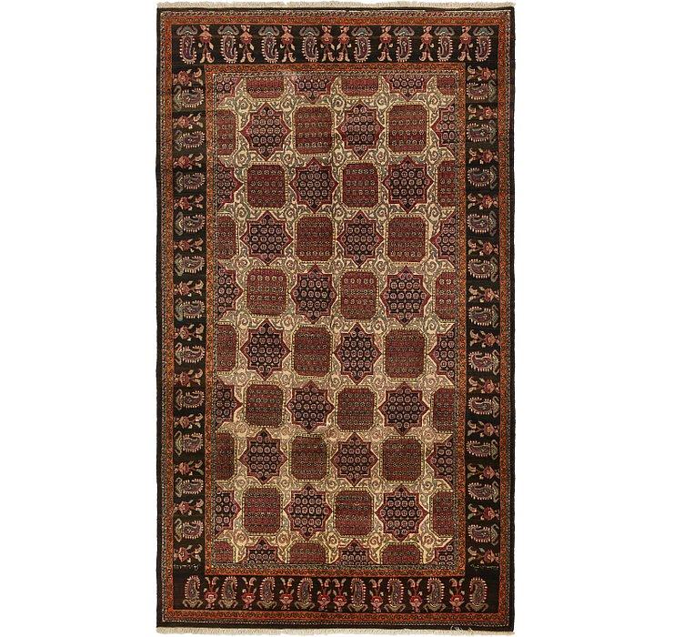 5' 2 x 9' 2 Tabriz Persian Rug